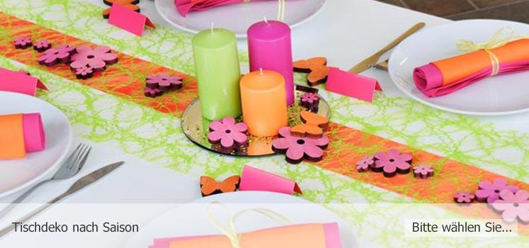 Tischdeko: Alles für die perfekte Tischdekoration aus ...