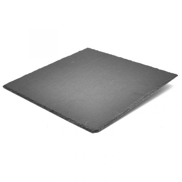 Schieferplatte 30x30x0.5cm bei Tischdeko-Shop.de