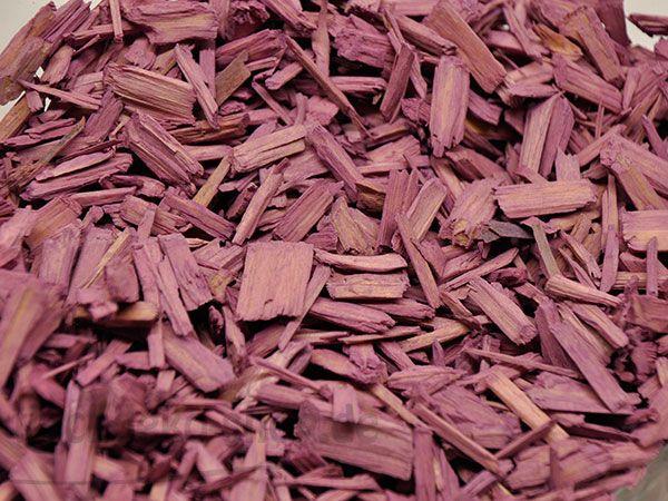 Holzgranulat 10-20mm flieder 1L