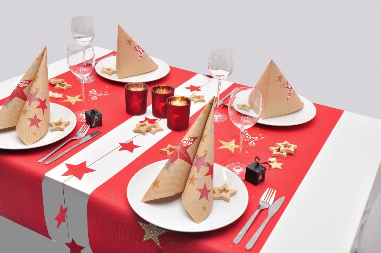 Weihnachts Tischdekoration Kaufen Bei Tischdeko Shop