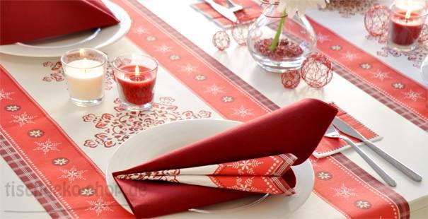 Tischdeko winter  Winter Tischdekoration kaufen bei Tischdeko-Shop