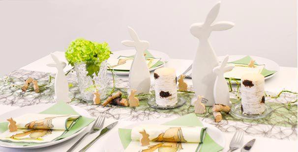Ostern Tischdekoration Kaufen Bei Tischdeko Shop