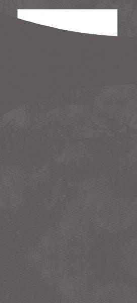 Duni Sacchetto Serviettentasche 8,5x19cm Granite Grey 500er Vorteilspack bei Tischdeko-Shop.de