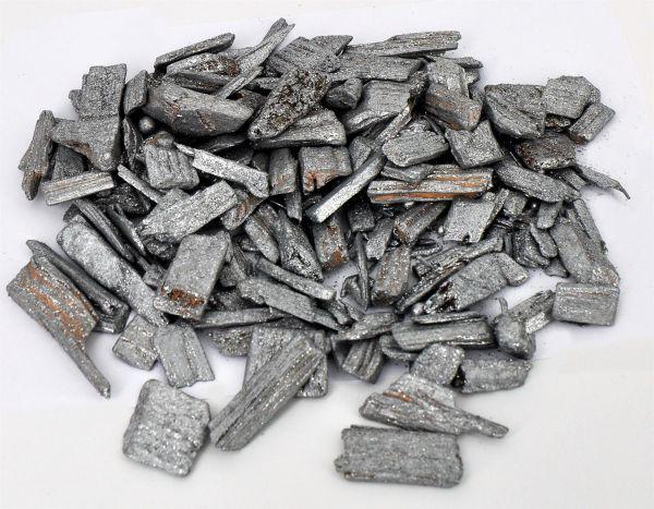 Holzflakes Silber Glitter 30-50 mm 600ml bei Tischdeko-Shop.de