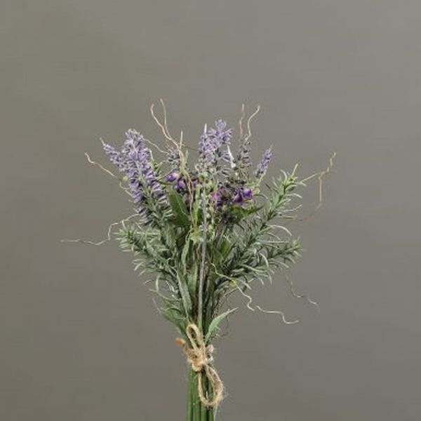 Lavendel-Bündel Länge 23cm bei Tischdeko-Shop.de