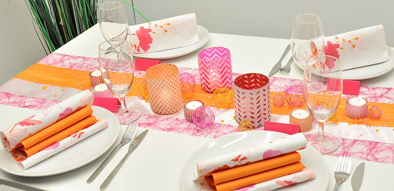 Tischdekoration f r jeden anlass tischdeko shop for Geburtstagsparty deko