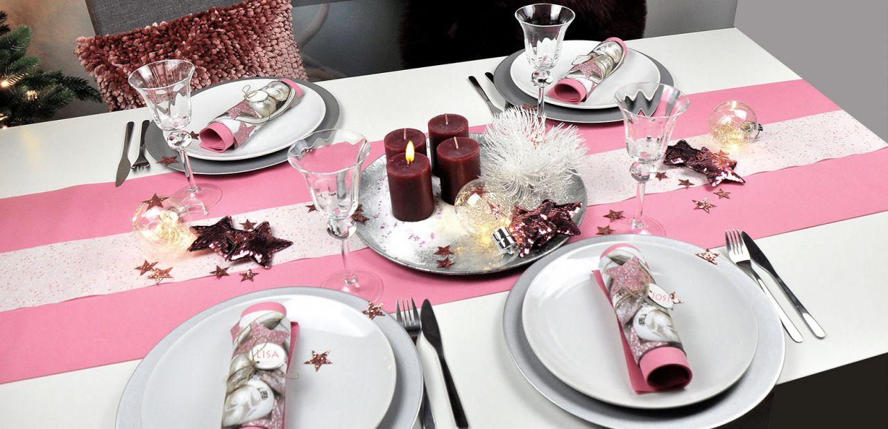 4er Set Serviettenringe Wichtel Tischdeko Weihnachtsdeko Rot Wei/ß