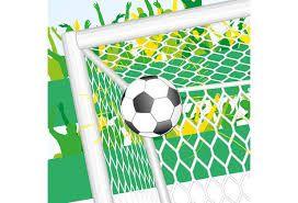 Serviette Goal 33x33cm 20er Pack