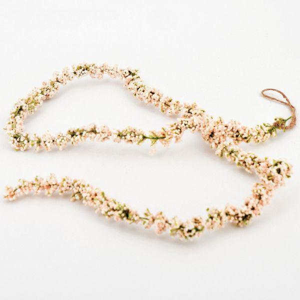 Minibeeren-Girlande Blütengirlande Mirabelle 100cm bei Tischdeko-Shop.de