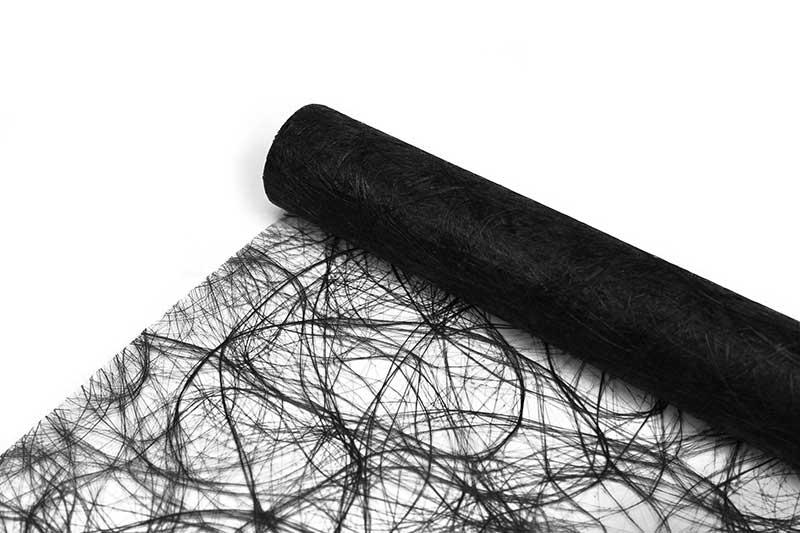 sizoweb tischband schwarz 8cm 20cm oder 30cm breite auf 25m vorteilsrolle bei tischdeko. Black Bedroom Furniture Sets. Home Design Ideas