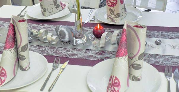 Tischdeko silberne hochzeit for Tischdeko silberhochzeit