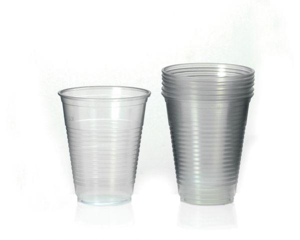 Schnapsglas klar Plastik 20 Stück 4cl