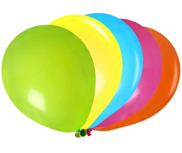 Luft-Ballons Bunt 25 Stück