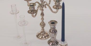 Teelichthalter Kerzenstander Online Kaufen Tischdeko Shop