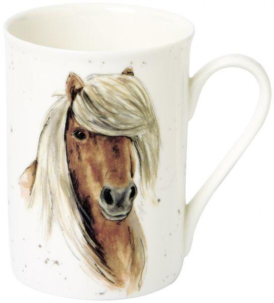 Becher / Tasse Farmfriends Horse bei Tischdeko-Shop.de
