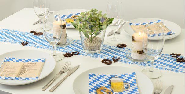 Deko hochzeit bayrisch die besten momente der hochzeit for Bayrische dekoration