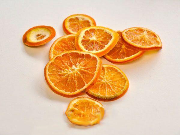 Orangenscheiben getrocknet D3 -6 cm bei Tischdeko-Shop.de