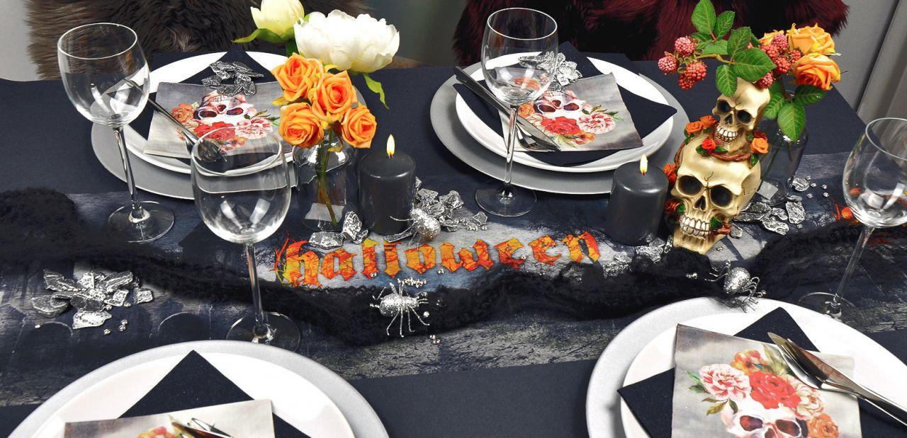 Tischdeko Ideen Fur Die Halloween Party Entdecken