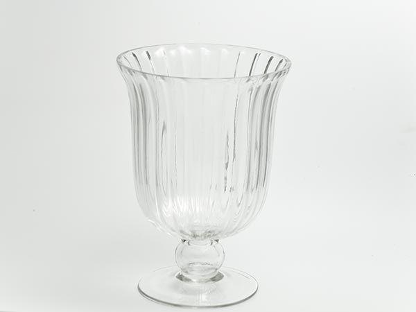 Pokal geriffelt 25.5x18cm