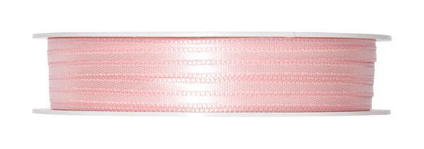 Dekoband Geschenkband Satin Rosa 3mm breit bei Tischdeko-Shop.de