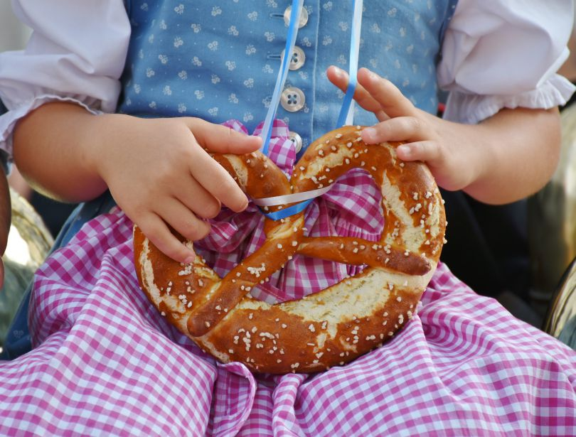 Bayerische Tischdekoration Online Kaufen