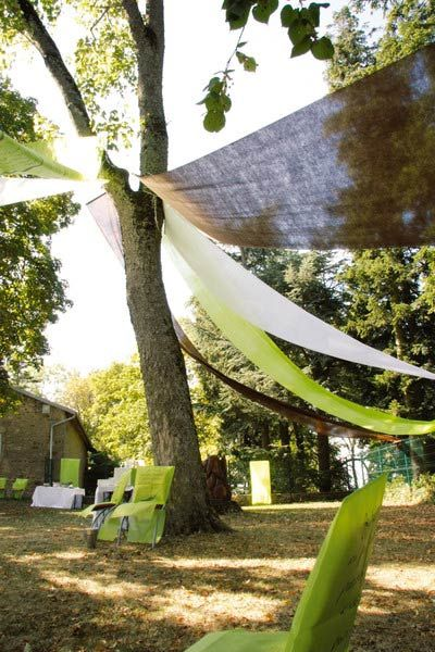 Saaldeko Banner 80cm x 12m mit Aufhänger