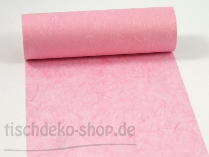 tischband silkpaper rosa 24cm auf 25m vorteilsrolle. Black Bedroom Furniture Sets. Home Design Ideas