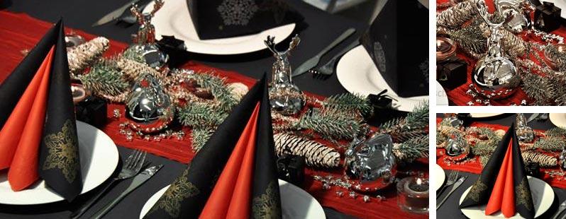 Tischdeko turkis schwarz beste inspiration f r ihr for Tischdeko rot schwarz