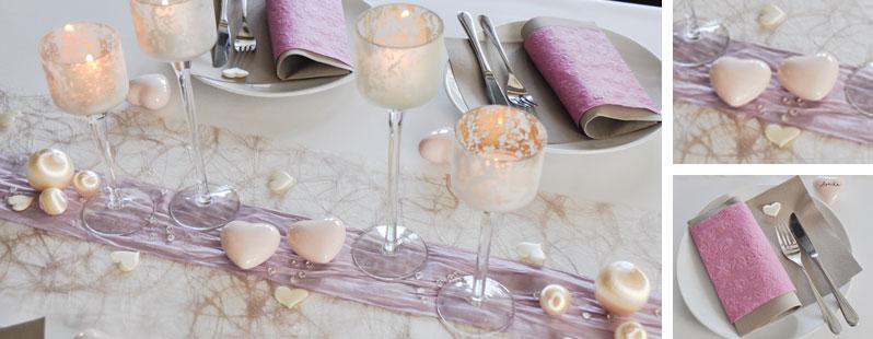 Hochzeitsdeko pastell rosa alle guten ideen ber die ehe for Hochzeitsdeko creme