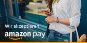 Zahlung über Amazon Pay
