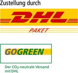 Tischdeko-Shop.de versendet mit DHL GoGreen