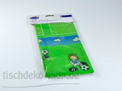 DUNI Tischdecke Football Star 118x180cm abwaschbar