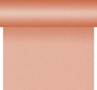 DUNI Tete-a-Tete Dunicel Mellow Rose Tischlaeufer 0,40x24m