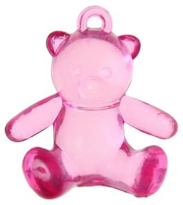 baerchen-pink-taufe-acryl-6er-set-3cm