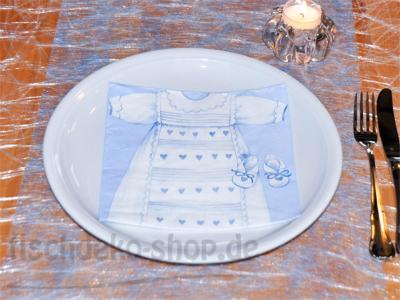 serviette-taufe-kleid-blau-33x33cm-20er-pack
