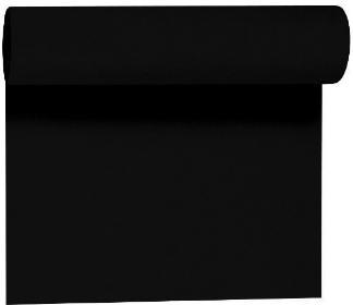 duni-tete-a-tete-dunicel-tischlaufer-schwarz-0-40x24-meter-13966
