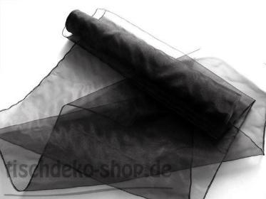 organza-band-40cmx9m-schwarz