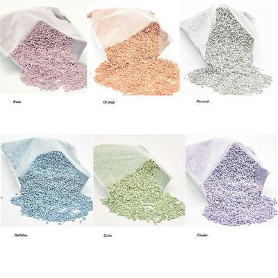 Deko Granulat Pastell 2-3mm 1 KG Vorteilsbeutel