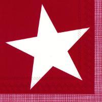 servietten-pure-star-33x33cm-20er-pack