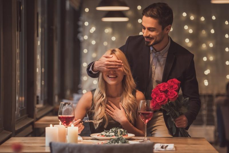 Date am Valentinstag