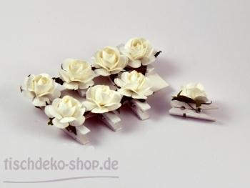 papier-rosen-clip-weiss