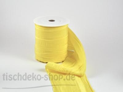 plissee-taft-band-10cmx10m-pastell-gelb