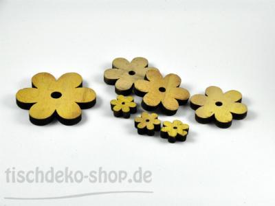 streudeko-bluete-gelb-30-stueck-sortiert