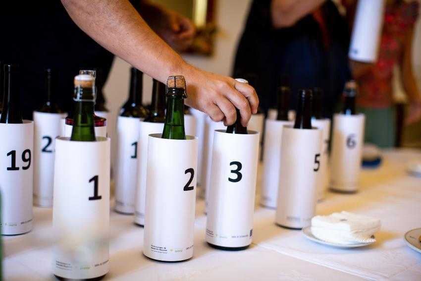 Blindverkostung - Weinprobe für zuhause