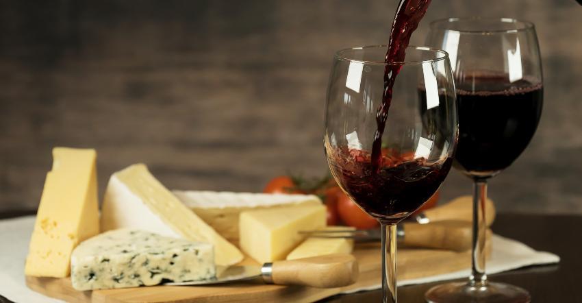Wein und Käse - Weinprobe für zuhause