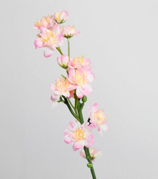 Kirschblütenzweig rosa 53cm