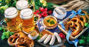 typisch bayrisches Frühstück