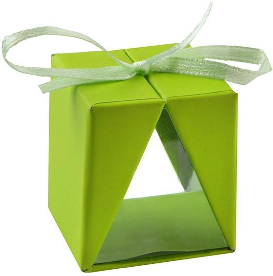 Gastgeschenke Päckchen Kiwi 4er Set