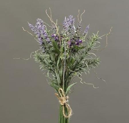 Lavendel-Bündel Länge 23cm