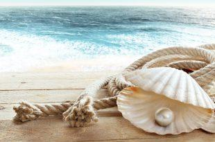 Strandmotiv - Sonne, Strand und Meer als Inspiration für die Tischdeko
